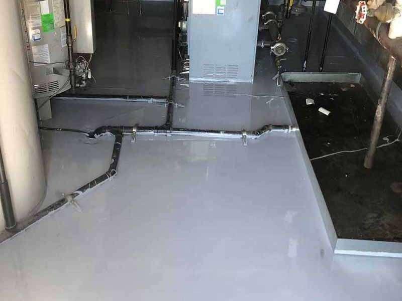 Waterproofing Membrane - Floor