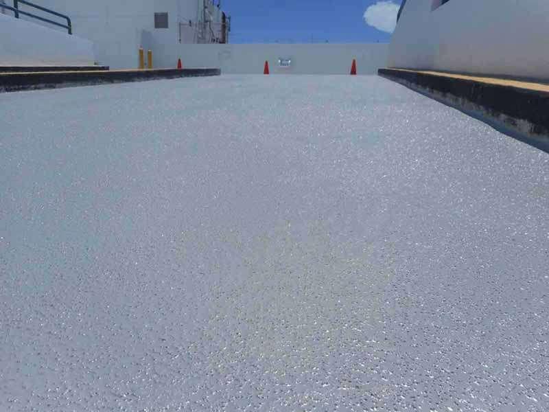 Waterproofing Membrane - Ramp