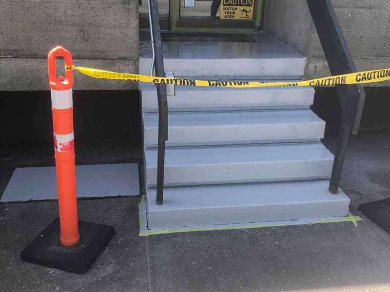 Waterproofing Membrane - Stairs